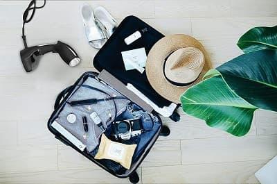 plancha a vapor vertical para viajes Steamone S-Travel